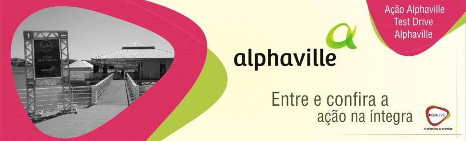 Evento Alphaville Test Drive