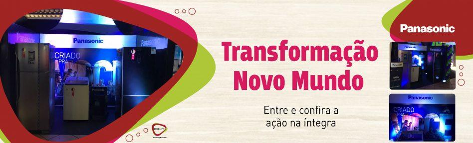 Convenção Transformação Novo Mundo